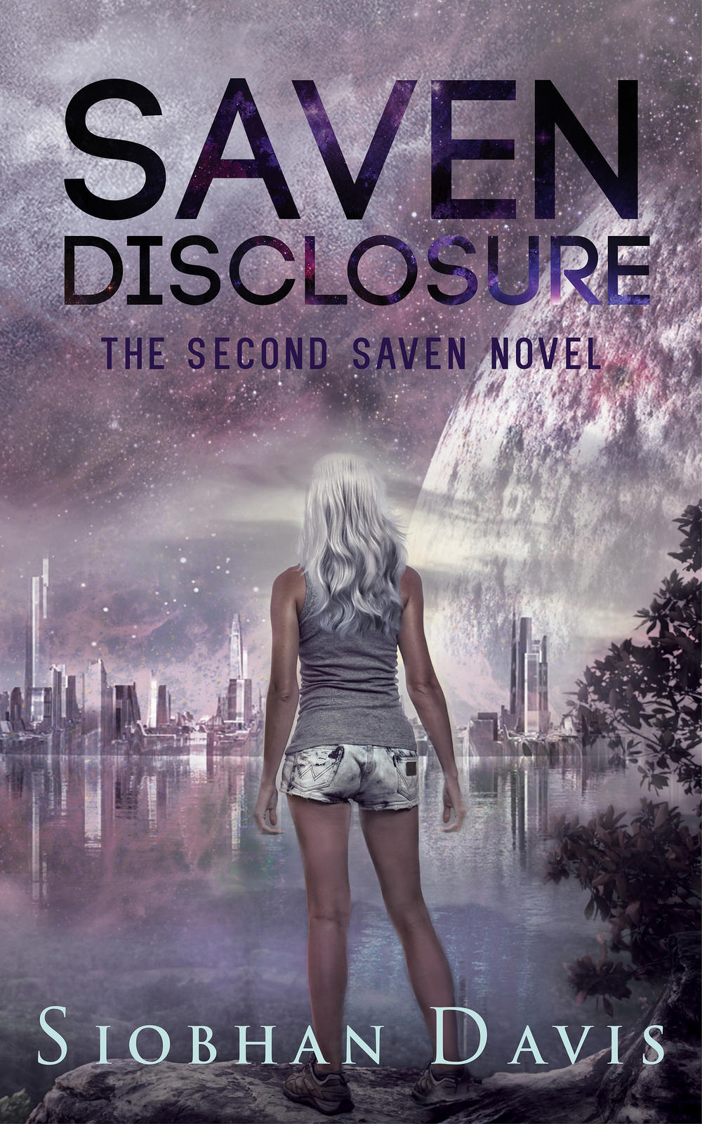 Saven: Disclosure (The Saven Series #2)