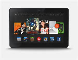 kindle fire prize
