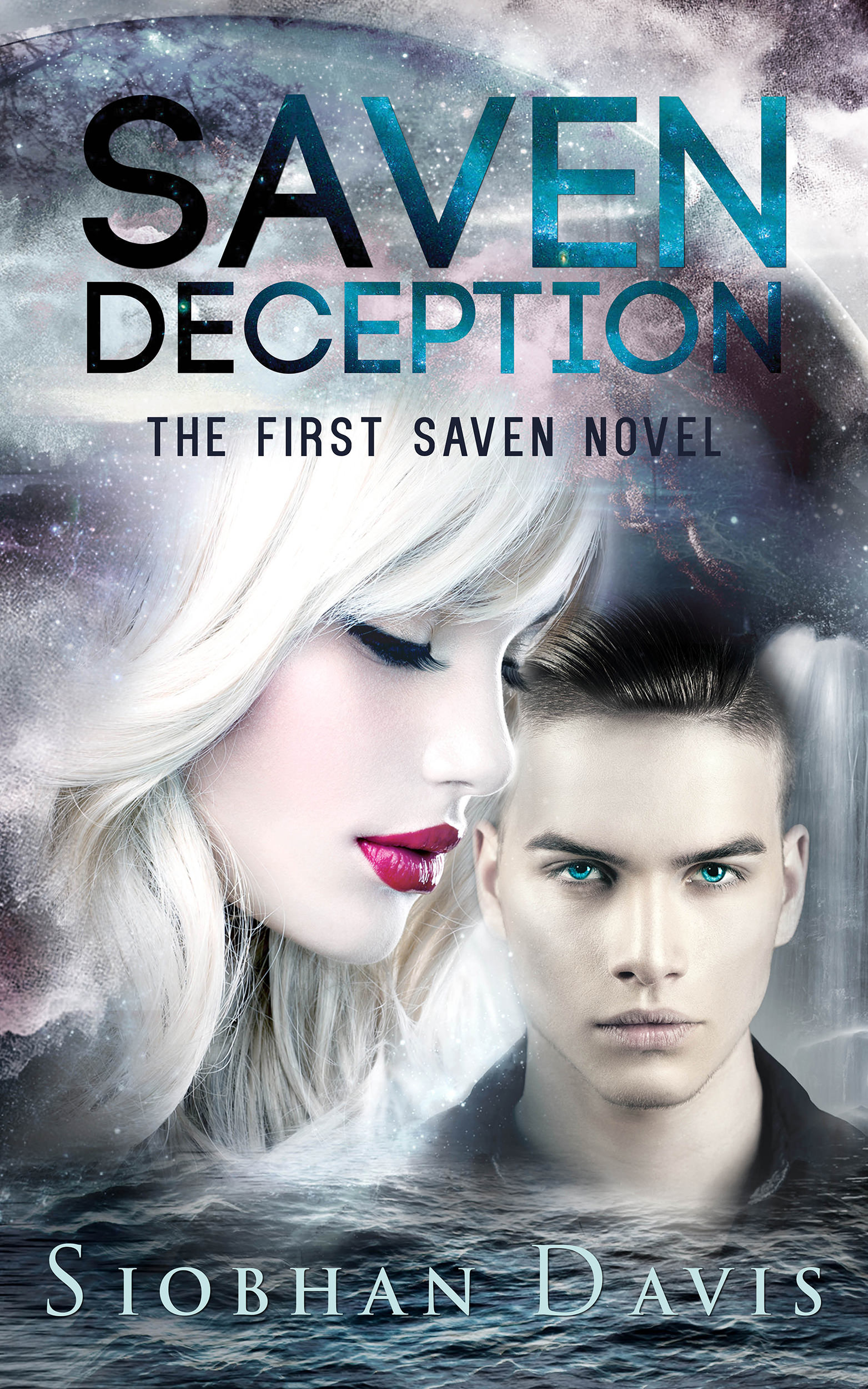 Saven Deception (The Saven Series #1)