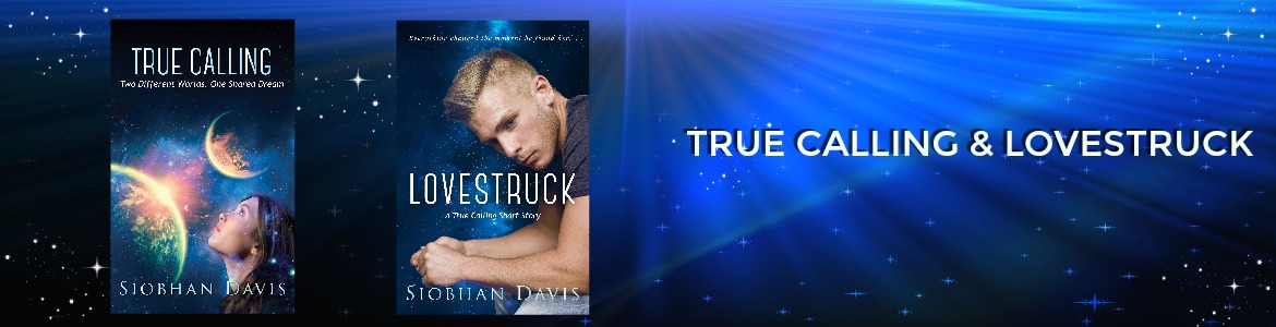 True calling and Lovestruck free books banner