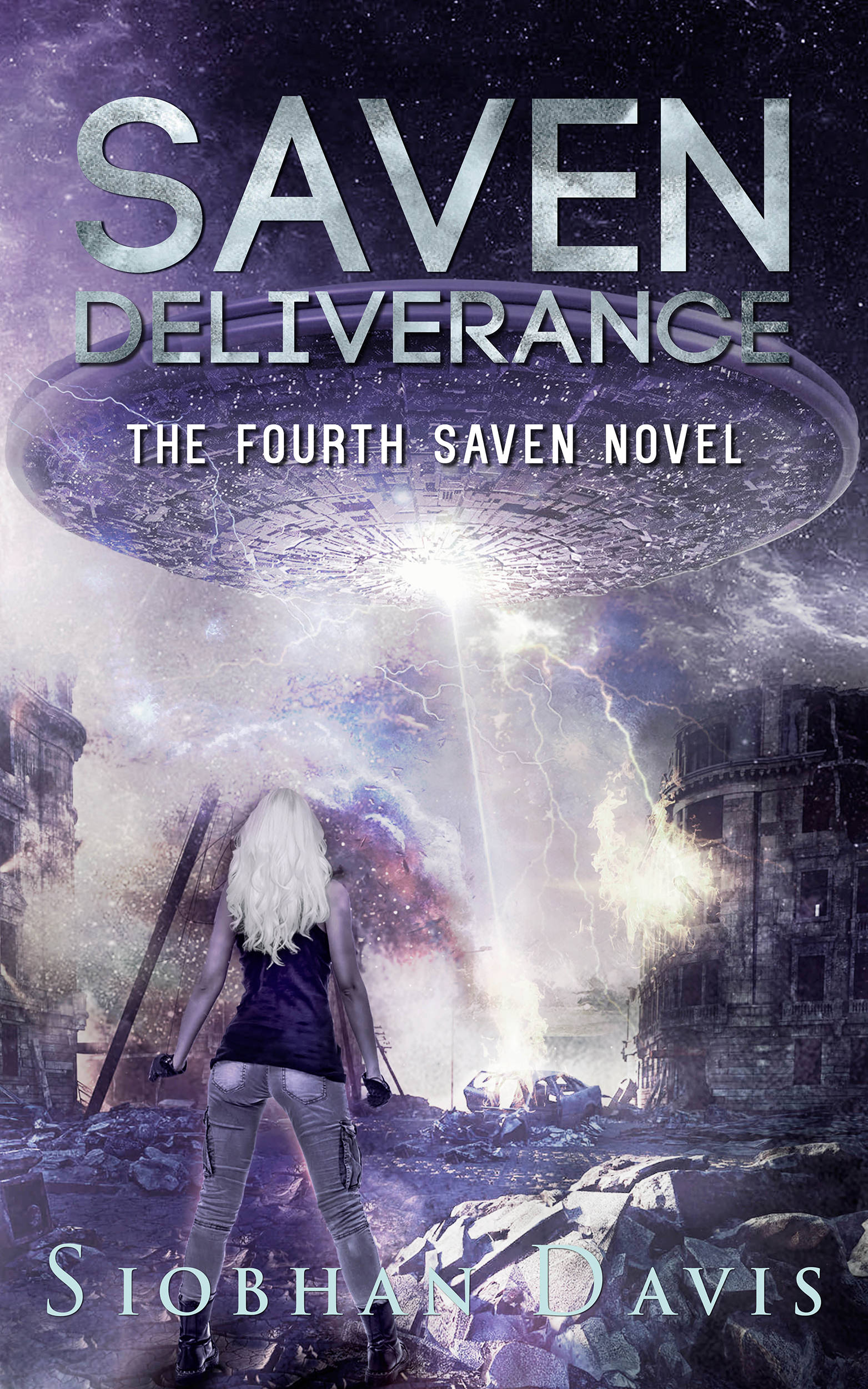 Saven: Deliverance (The Saven Series #4)