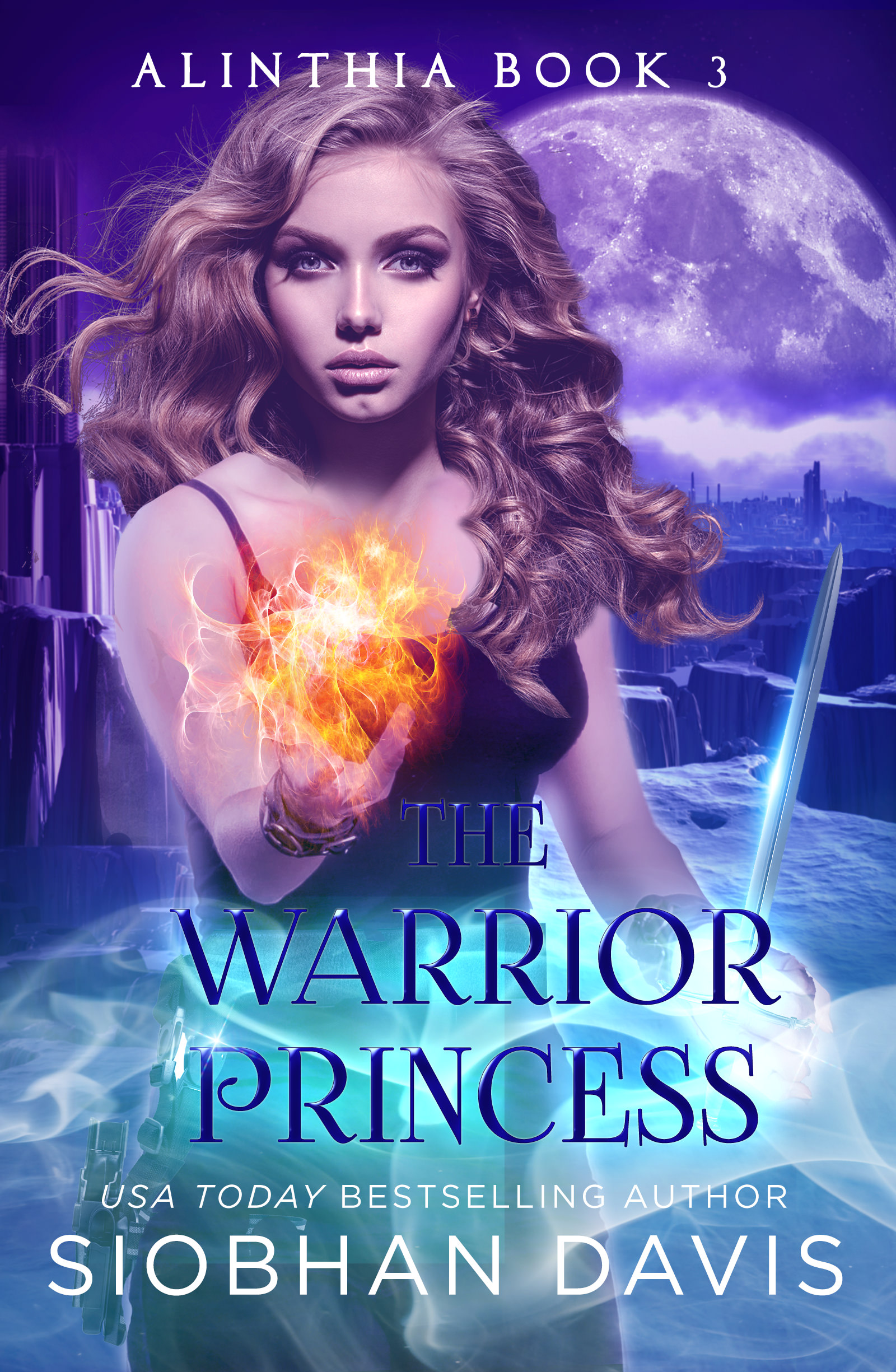 The Warrior Princess (Alinthia #3)