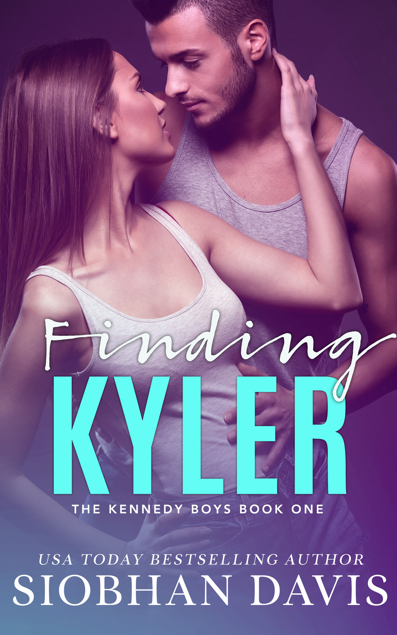 Finding Kyler (The Kennedy Boys #1)