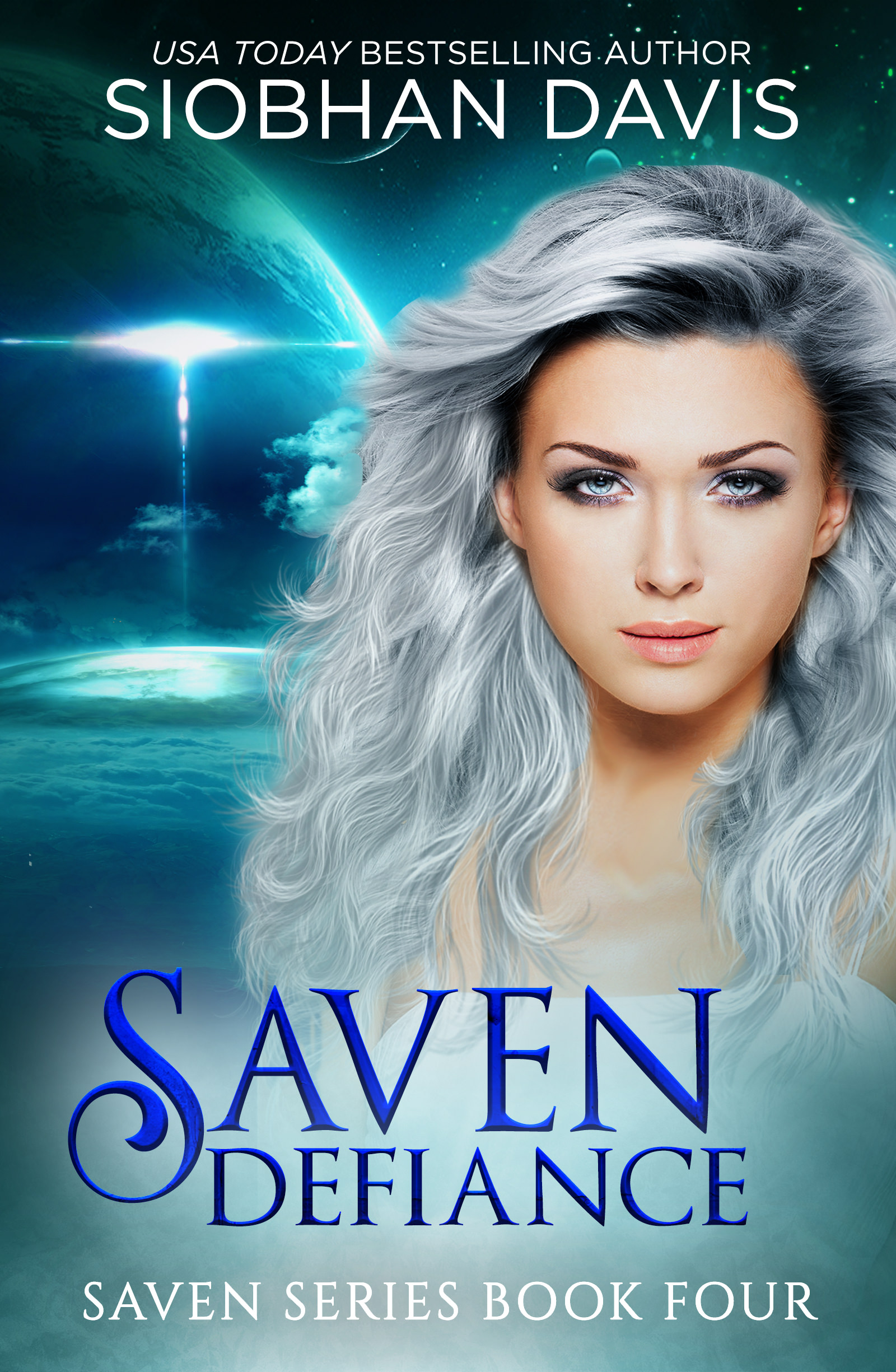 Saven: Defiance (The Saven Series #4)