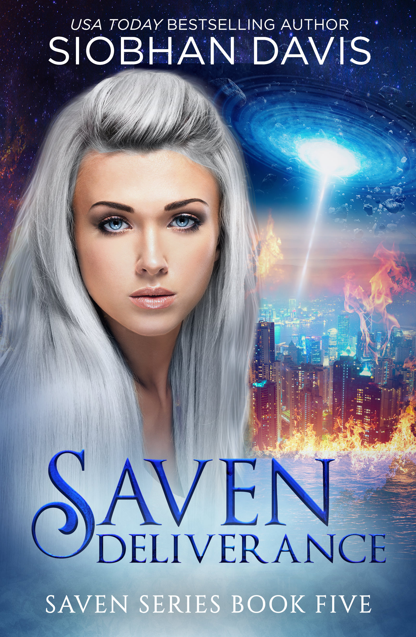 Saven: Deliverance (The Saven Series #5)