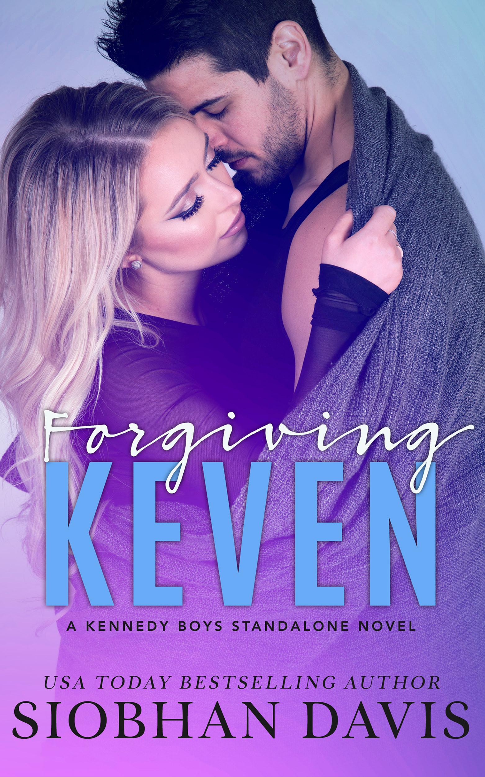 Forgiving Keven(The Kennedy Boys #7)