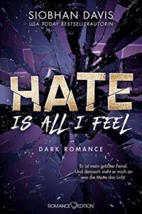 Hate is All I Feel (Rydeville Elite #1)