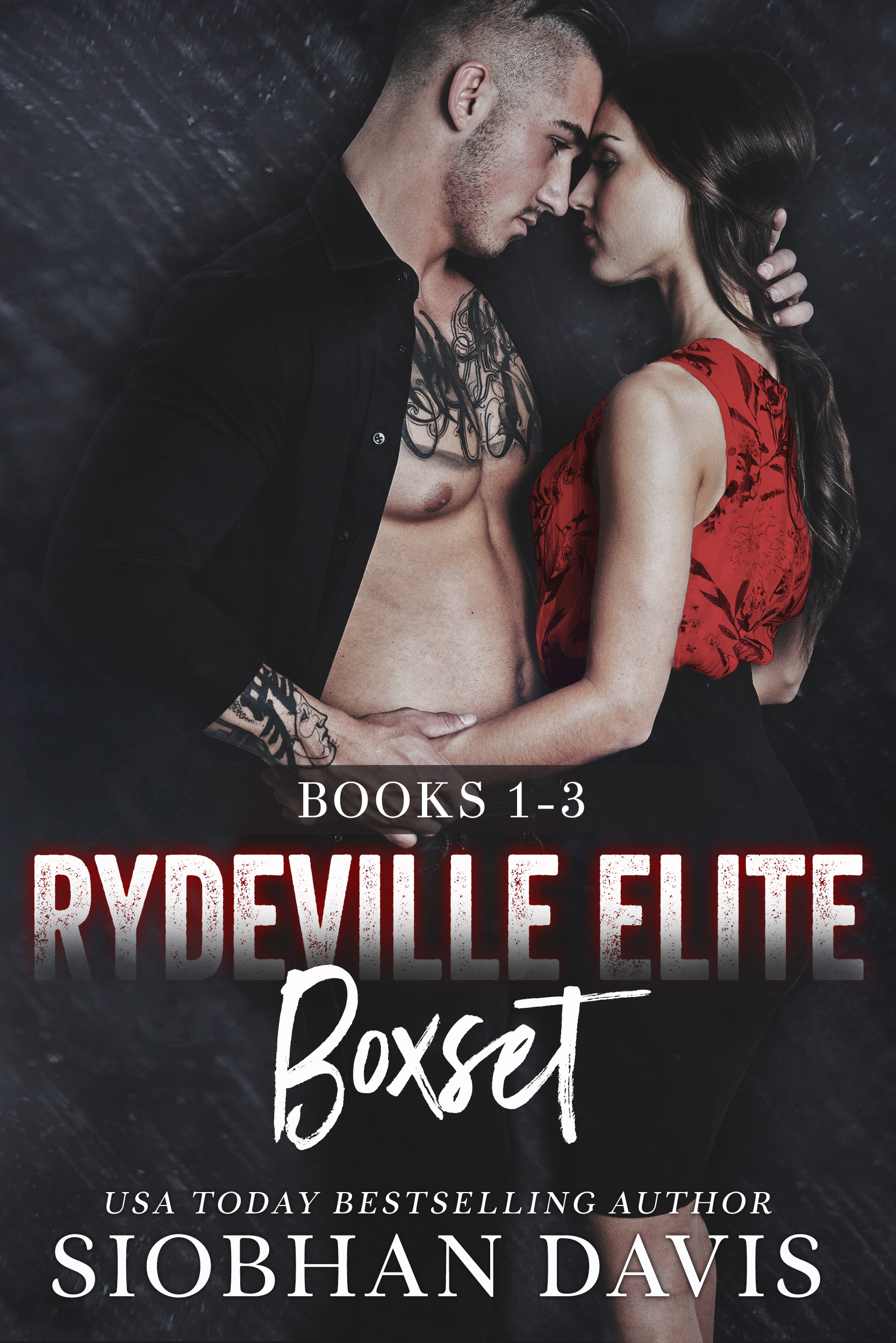 Rydeville Elite Box Set by Siobhan Davis book cover