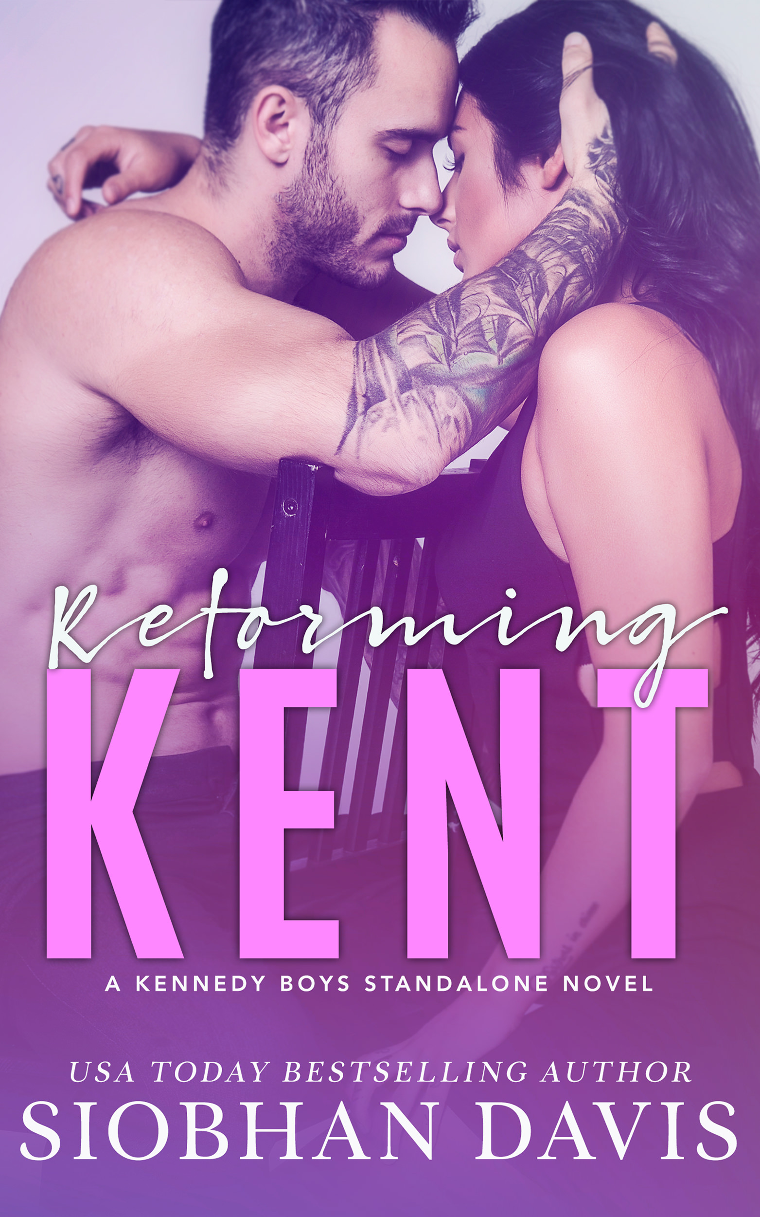 Reforming Kent (The Kennedy Boys #10)